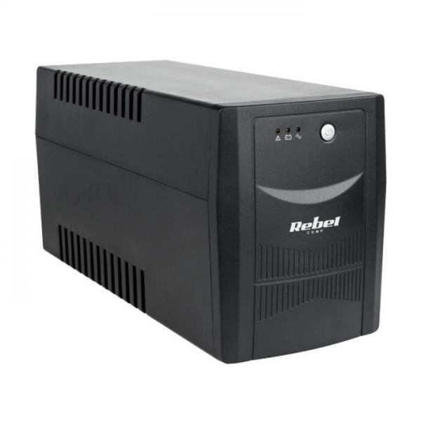 REBEL - UPS Micropower 1500 (offline, 1500VA / 900W, 230V, 50Hz)