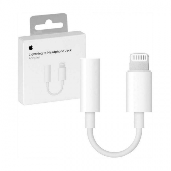 Original adapter Apple MMX62ZM/A lightning na 3,5 mm HF ulaz