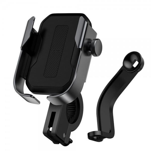 Baseus bicikl/motocikl držač mobitela Armor (SUKJA-01) crni