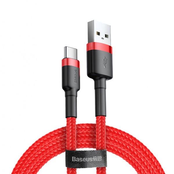Baseus USB kabel Type C 2A 3m (CATKLF-U09)