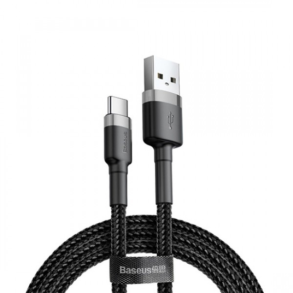 Baseus USB kabel Type C 2A 3m (CATKLF-UG1)
