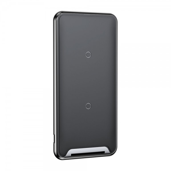 Bežični punjač Baseus sa stalkom 10W (WXHSD-B01) crne boje TT-BP-BASEUS-WXZD-01 Mobilab, servis i prodaja mobitela, tableta i računala