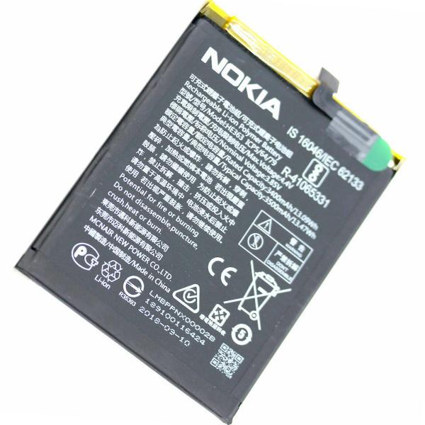 Baterija Nokia 3.1 Plus / Nokia 8.1 HE363 Original EU