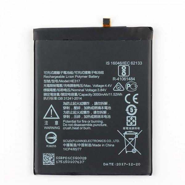Baterija original Nokia 6 he317/HE335 EU