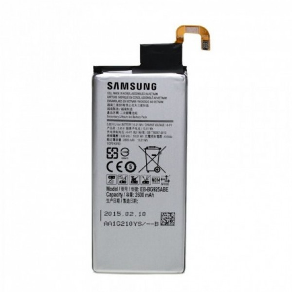 Baterija original Samsung G925,S6 EDGE EB-BG925ABE - bulk
