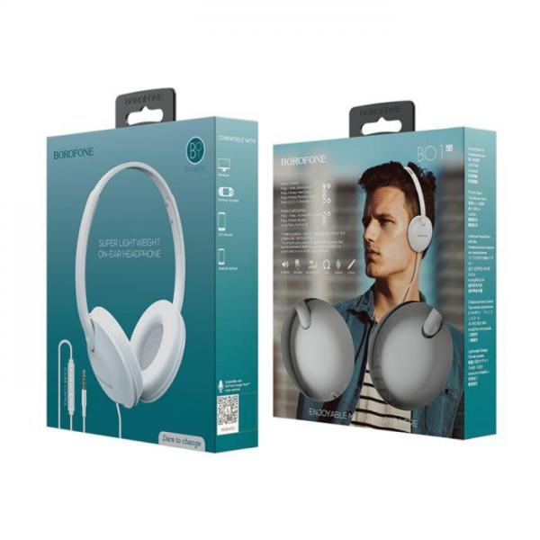 BOROFONE Slušalice Enjoy BO1 B-BO1 Mobilab, servis i prodaja mobitela, tableta i računala