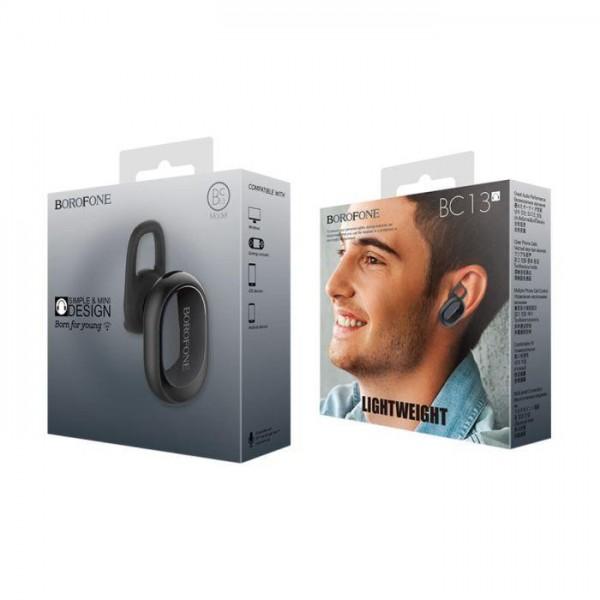 BOROFONE Wireless bluetooth headset FreeTalk BC13 Borofone BC13 Mobilab, servis i prodaja mobitela, tableta i računala