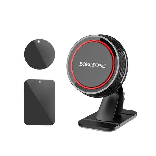 BOROFONE Auto držač magnetni BH13 crni BH13 Mobilab, servis i prodaja mobitela, tableta i računala