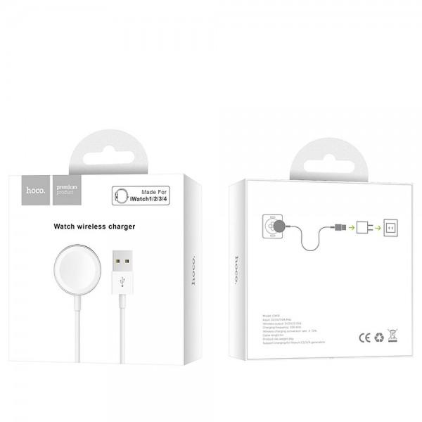 HOCO bežični wireless punjač za Apple iWatch 1/2/3/4 CW16