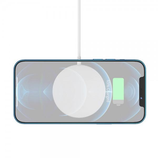 HOCO bežični punjač MagSafe Iphone Megnetni Fast charger 15W CW29