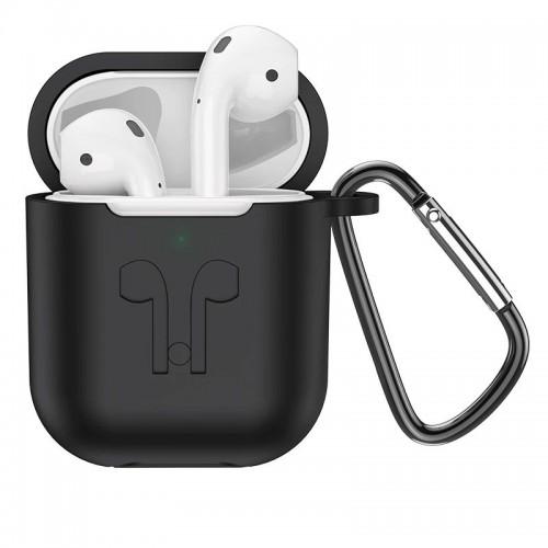 Hoco Bluetooth Slušalice - ES32 Plus Original TWS White + black silicone case
