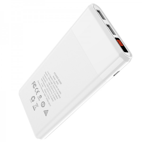 HOCO Power Bank - 12000 mAh Entourage B35C