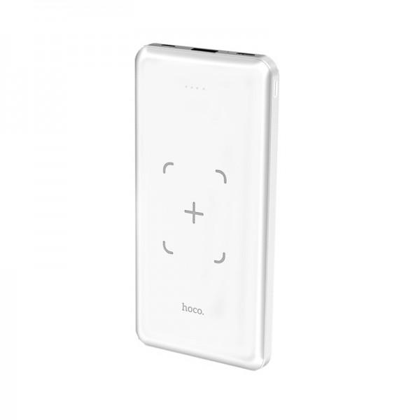 HOCO Power Bank - 1 x USB + wireless punjenje 10000 mAh J50