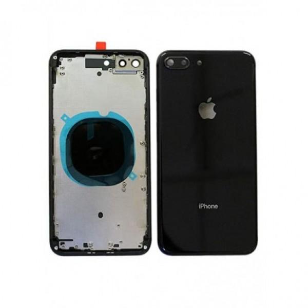Stražnje kućište iPhone 8 Plus Crno