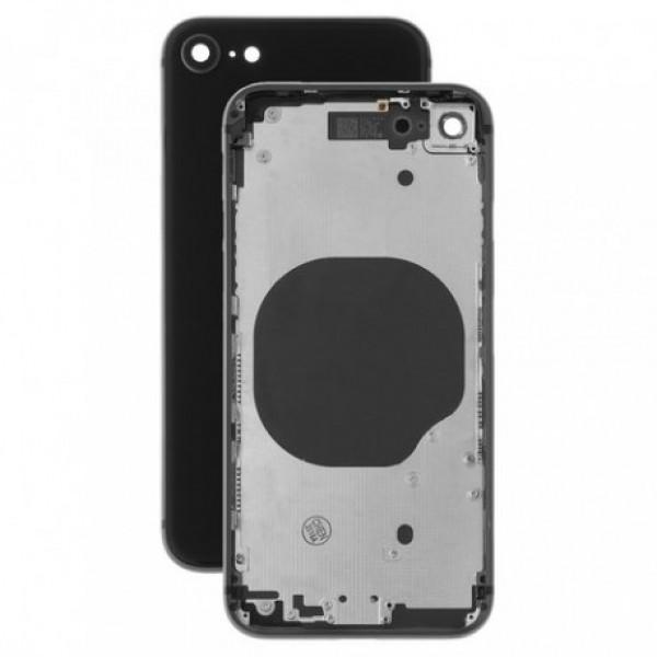 Stražnje kućište iPhone 8 Crno