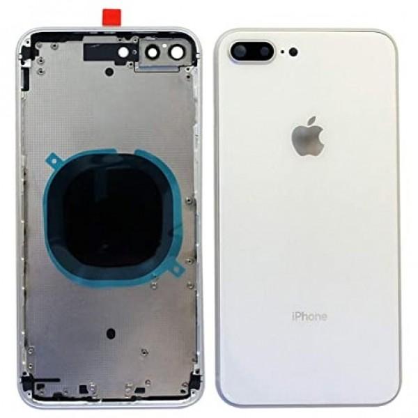 Stražnje kućište iPhone 8 Plus Bijelo