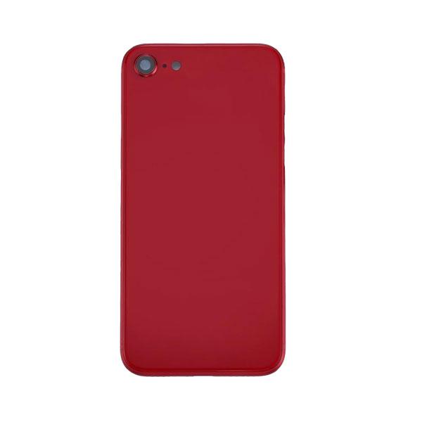 Stražnje kućište iPhone 7 Crveno Iphone7-kuc-crveno Mobilab, servis i prodaja mobitela, tableta i računala
