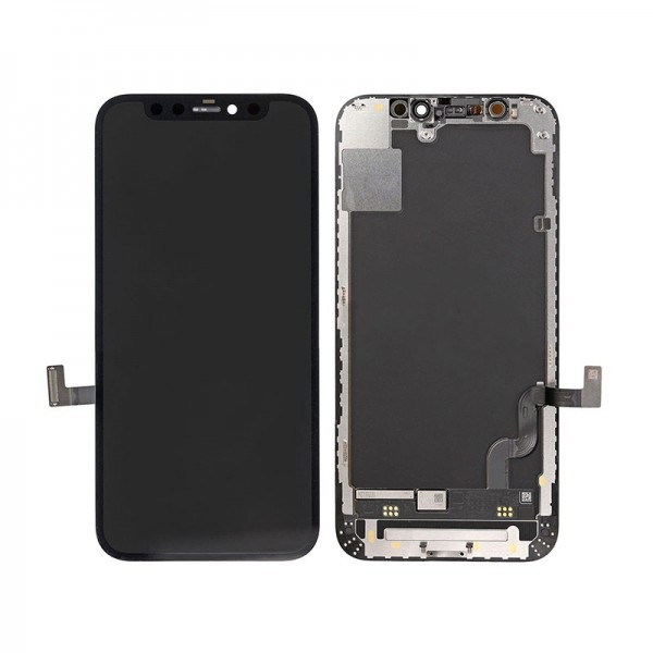 LCD Apple iPhone 12 MINI + touch + okvir (OLED)