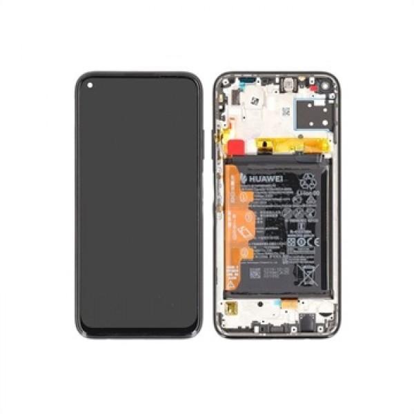 LCD Huawei P40 lite + touch + okvir + baterija  original