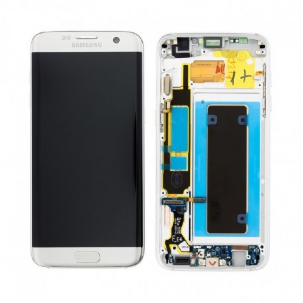 LCD Samsung S7 EDGE,G935F + touch + okvir ORIGINAL EU