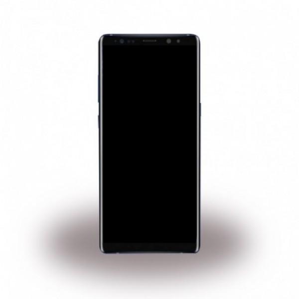 LCD Samsung NOTE 8 / N950 + touch + okvir original EU - Plavi