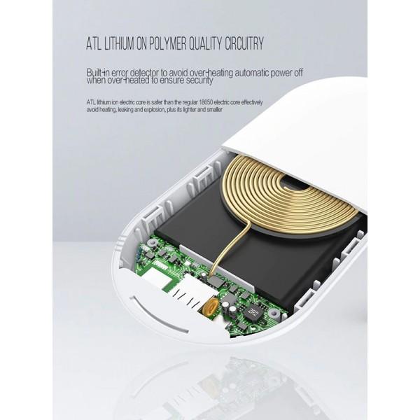 Ldnio Power Bank> PW1003 1xUSB 10000mAh sa bežičnim punjenjem (Wireless) + Micro USB cable TT-PB-LDN-PW1003 Mobilab, servis i prodaja mobitela, tableta i računala