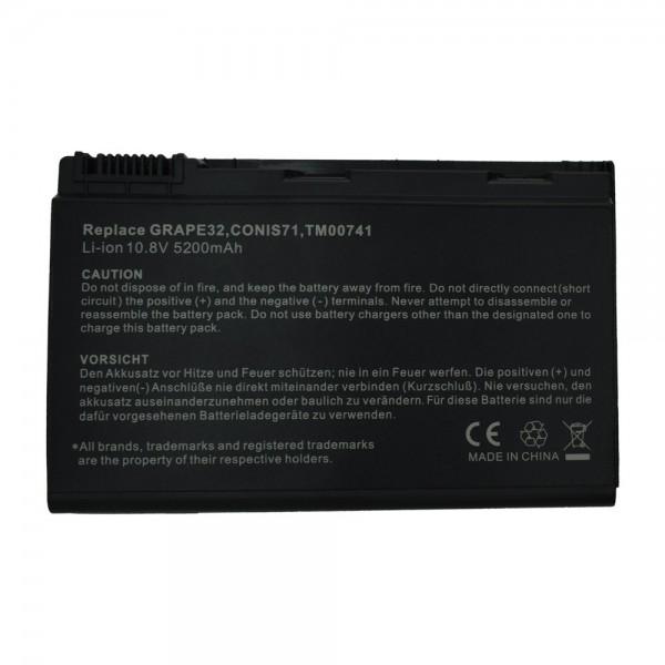 Baterija za prijenosno računalo ACER, GRAPE32 10.8V 5200mAh
