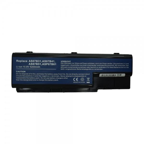 Baterija za prijenosno računalo ACER,AS07B41 10.8V 5200mAh