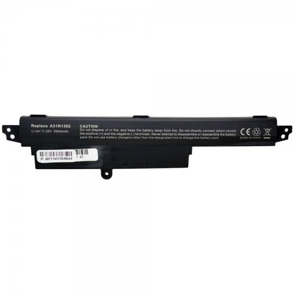 Baterija za prijenosno računalo ASUS,A31N1302 11.25V 2600mAh