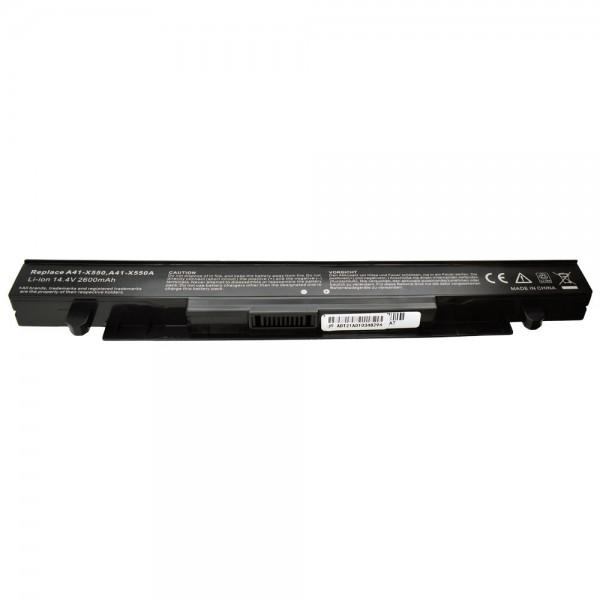 Baterija za prijenosno računalo ASUS,A41-X550 14.4V 2600mAh
