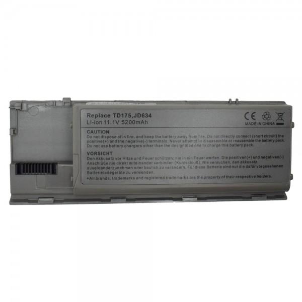 Baterija za prijenosno računalo DELL,TD175 11.1V 5200mAh