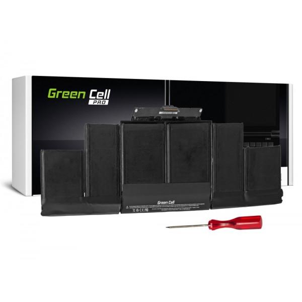 GREEN CELL PRO BATERIJA ZA APPLE MACBOOK PRO 15 A1398 11,26V 8500MAH - (AP22PRO)
