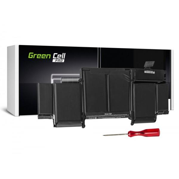 GREEN CELL PRO BATERIJA ZA APPLE MACBOOK PRO 13 A1502 / A1493 (AP21PRO) 11,34V 6350MAH