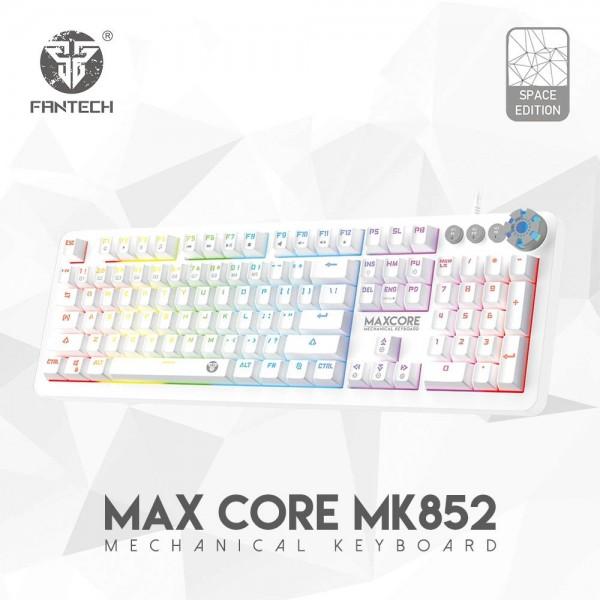 FANTECH TIPKOVNICA GAMING ŽIČNA MEHANIČKA MAX CORE MK852