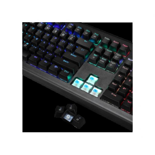 Marvo gaming tipkovnica žična mehanička KG959G RGB