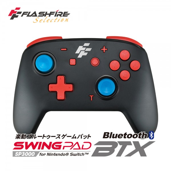 JOYSTICK FLASHFIRE SWING PAD BTX SP3500BK BEŽIČNI ZA NINTENDO SWITCH