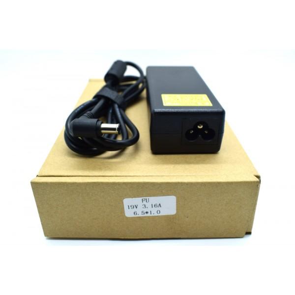 Kućni punjač za prijenosno računalo FUJITSU (6.5*1.0 / 19V/3.16A/60W )