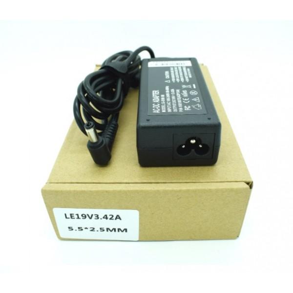 Kućni punjač za prijenosno računalo LENOVO (5.5*2.5 / 19V/3.42A/65W )