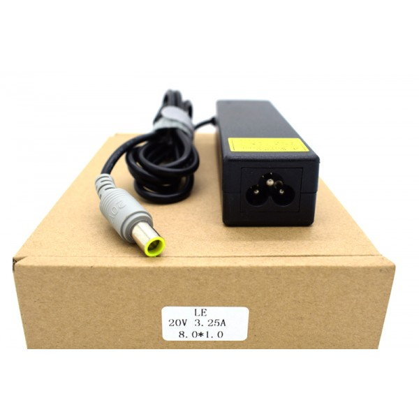 Kućni punjač za prijenosno računalo LENOVO (8.0*1.0 / 20V/3.25A/60W )