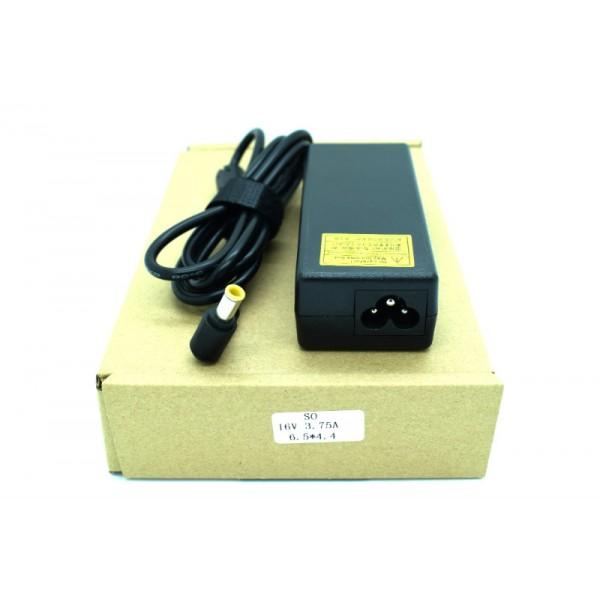 Kućni punjač za prijenosno računalo SONY (6.5*4.4 / 16V/3.75A/60W )