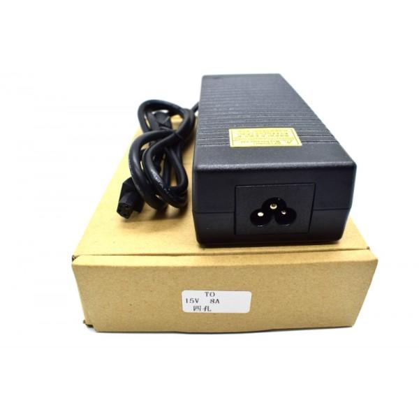 Kućni punjač za prijenosno računalo (ZA TOSHIBU 15V/8A/120W )