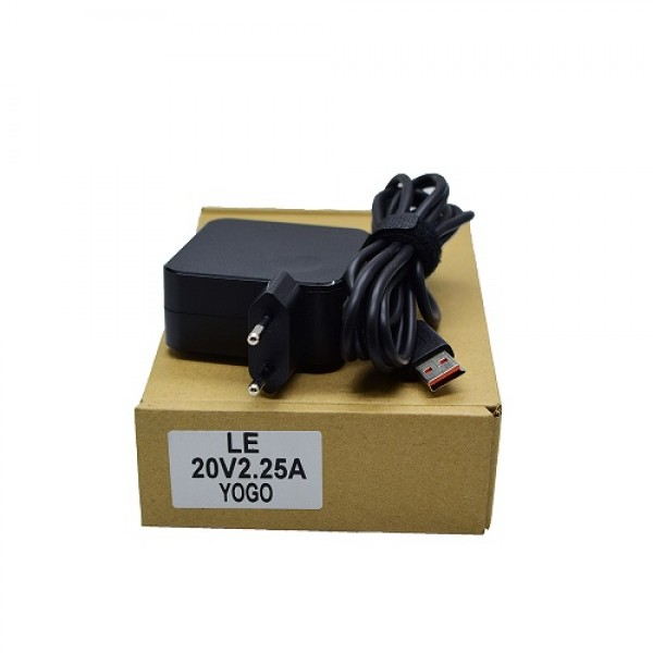 Kućni punjač za prijenosno računalo LENOVO YOGA USB 20V, 2.25A