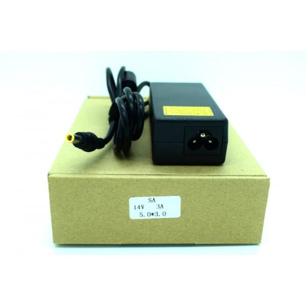 Kućni punjač za prijenosno računalo 5.0*3.0 (ZA SAMSUNG 14V/3A/42W )