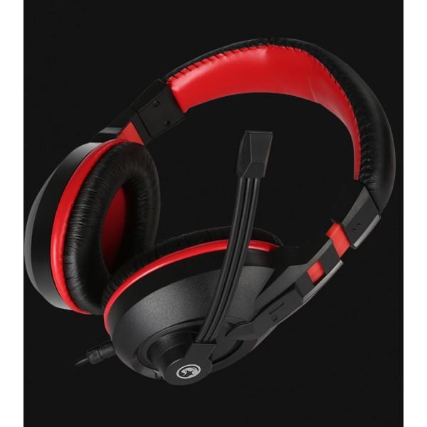 Marvo slušalice gaming žične H8321 + 2X3.5 MM