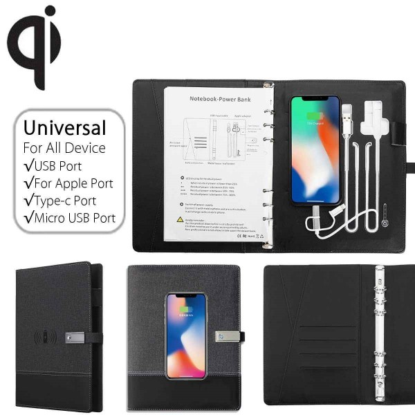 Smartbook - pametni notes sa punjačem i USB memorijom 32GB TM-SMBOOK-32GB Mobilab, servis i prodaja mobitela, tableta i računala