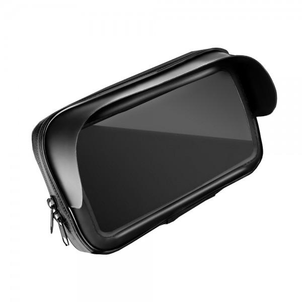"""Držač mobitela za bicikl vodootporan sa vizirom 5,5"""""""