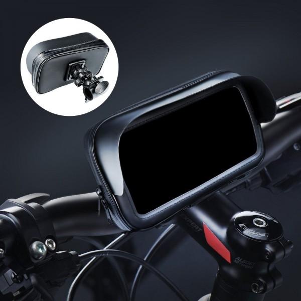 Držač mobitela za bicikl vodootporan sa vizirom 5,5 PT-BIC-VIZIR-5,5 Mobilab, servis i prodaja mobitela, tableta i računala