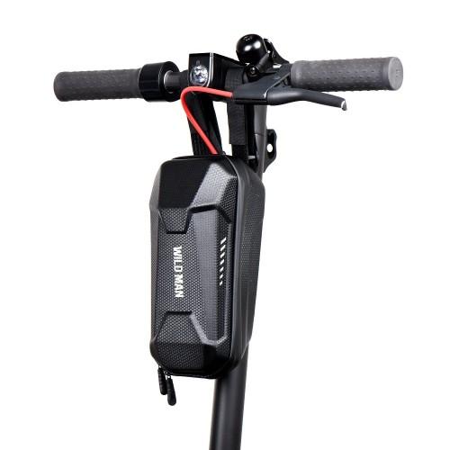 "Vodootporna WILDMAN torbica za bicikl/scooter ""L"" crna"