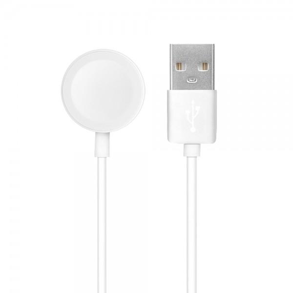 Apple iWatch USB bežični wireless punjač 3W 1A C3188 bijeli