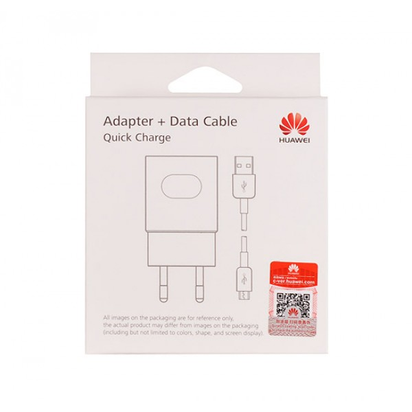 Original kućni adapter/punjač - HUAWEI AP-32 2A BRZO PUNJENJE + Micro USB kabel